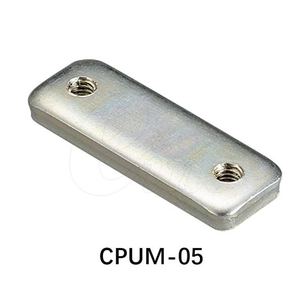微型气缸用安装板