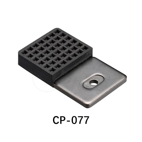 微型气缸用挡板-角型-黑色-抓取用