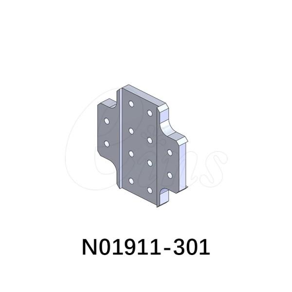 十字连接块-50