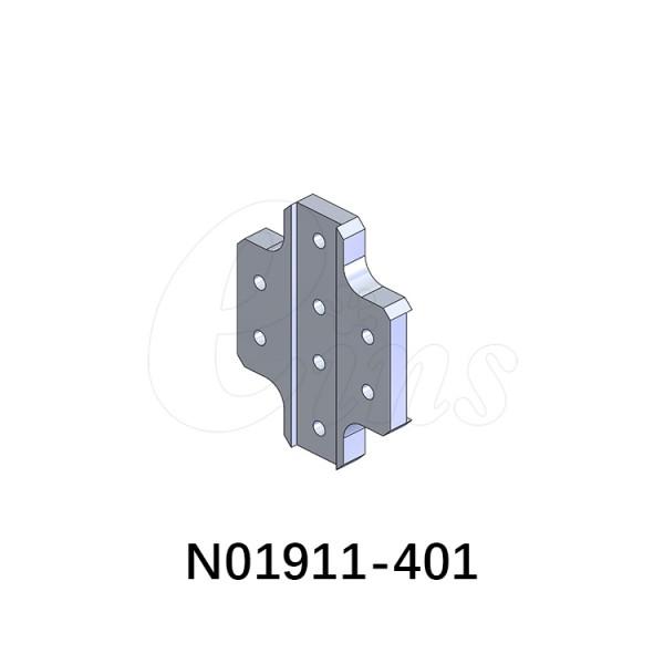 25X50 十字连接块