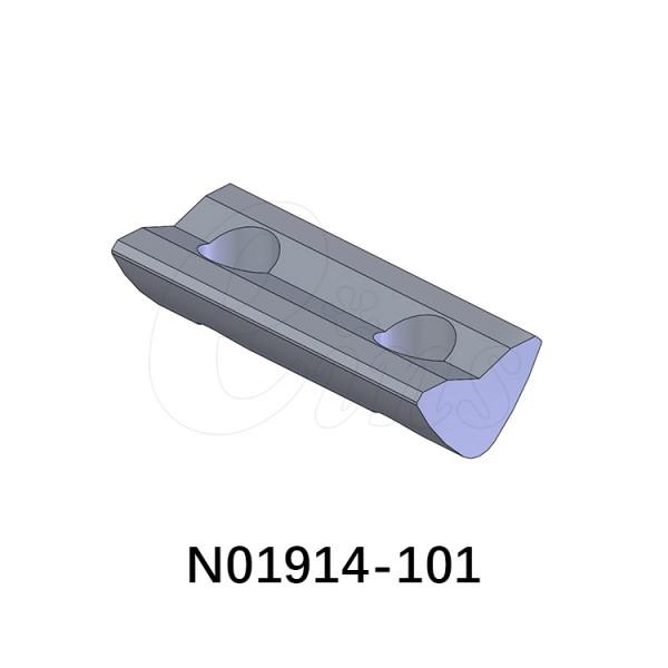 立体框架型材系列-螺母-M6