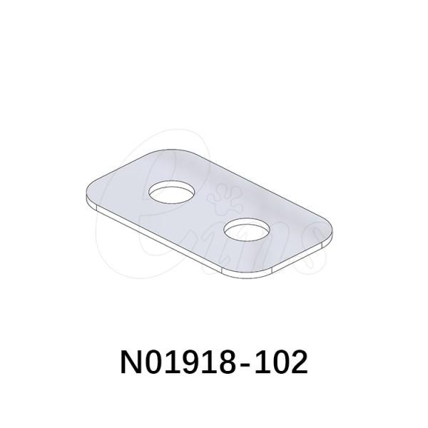 垫片-A-铝型材用