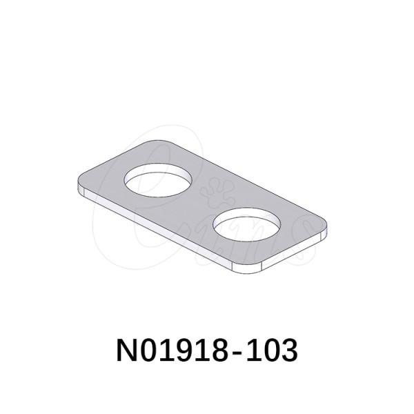 垫片-B-铝型材用
