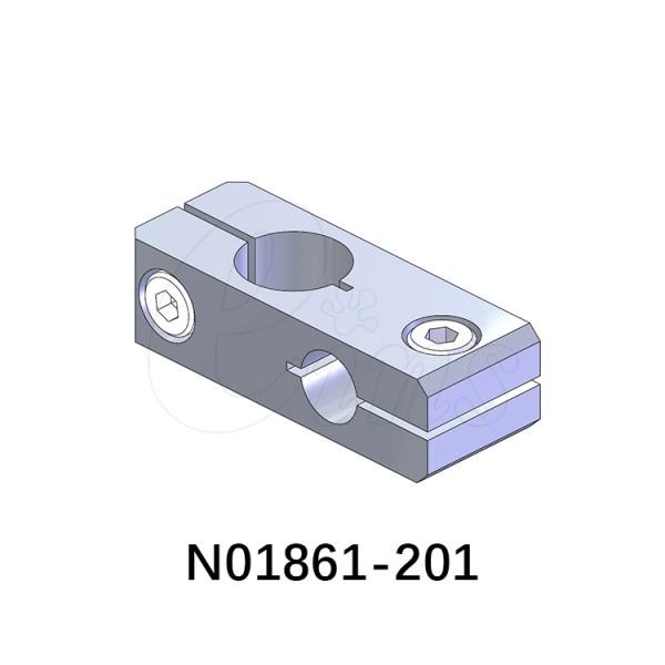 十字连接块-φ12φ8