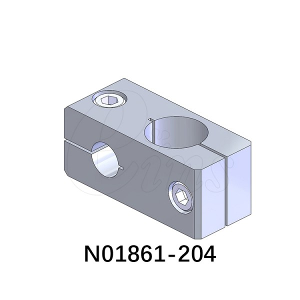十字连接块-φ20φ12