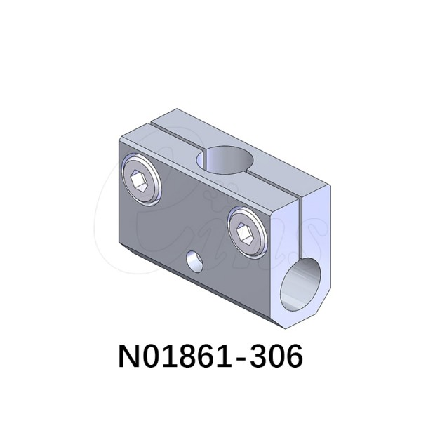 T字连接块#1-φ8φ8