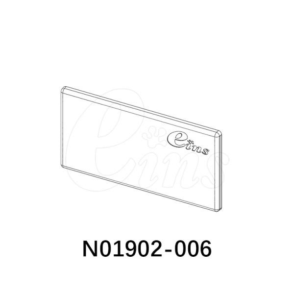 铝材端盖-25-50