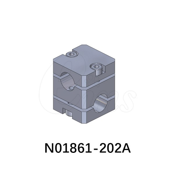 十字连接块-φ12φ12(后入)