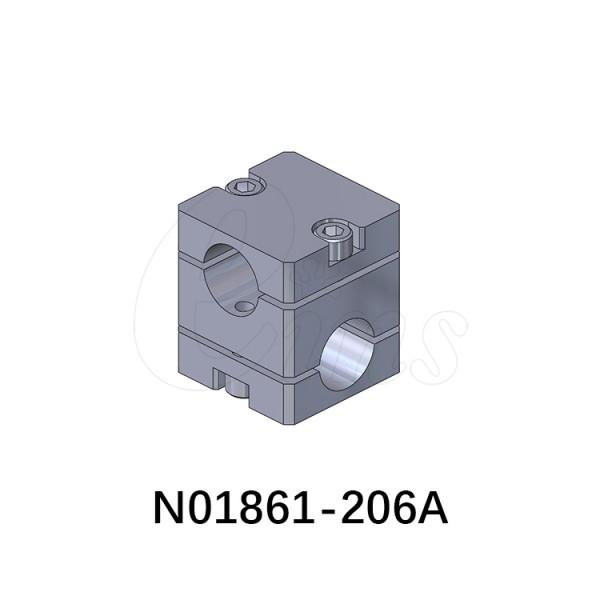 十字连接块-φ20φ20(后入)