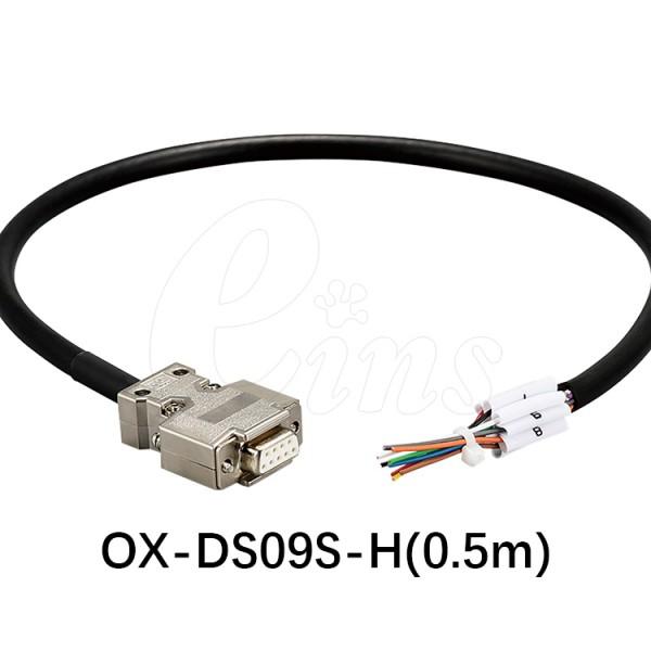 D-SUB连接线(OX-B型)机械手侧