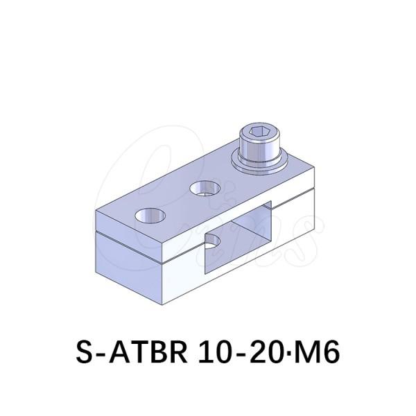 附加支架-10-20-M6