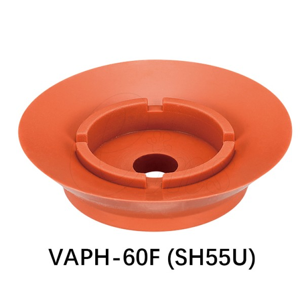 强化硅吸盘(螺丝固定式)Φ60