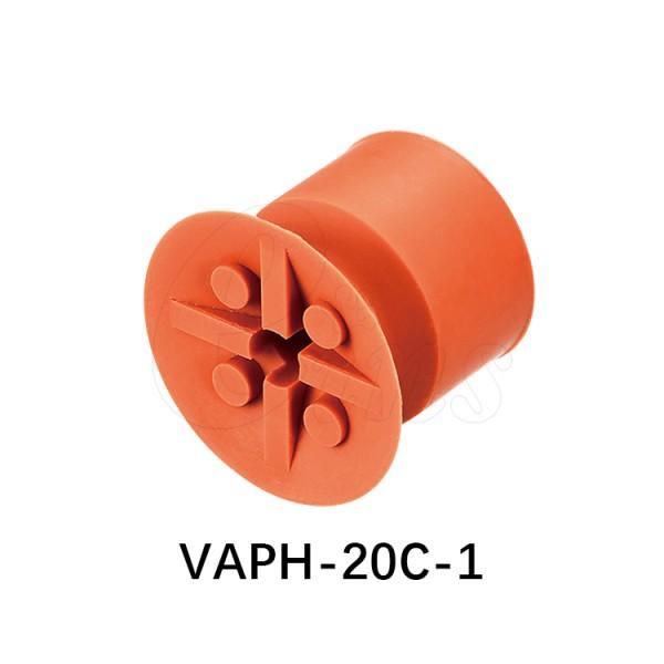 强化硅十字吸盘(嵌入式)Φ20