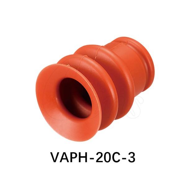 强化硅蛇纹管吸盘(嵌入式)Φ20