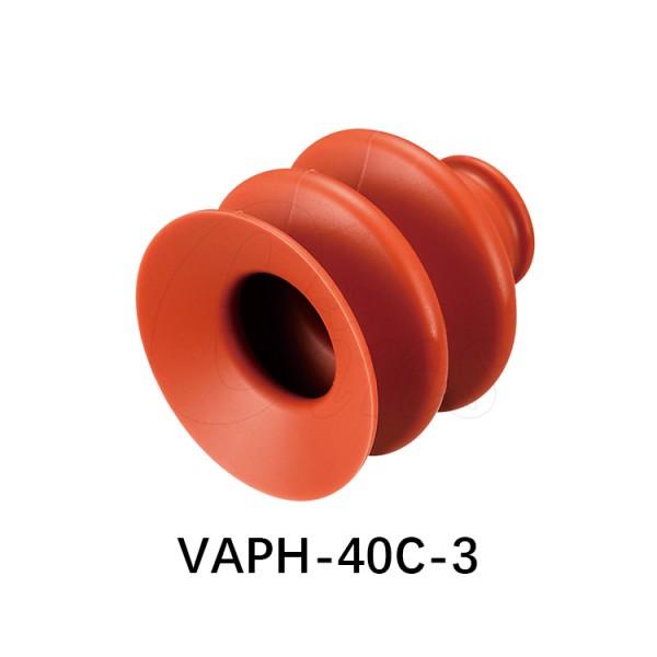强化硅蛇纹管吸盘(嵌入式)Φ40